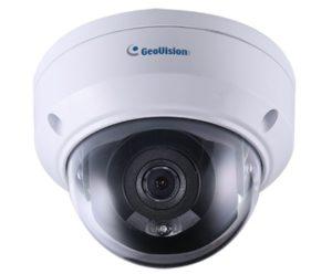 GeoVision IP監視カメラ 屋外用ドーム型 GV-TDR4700